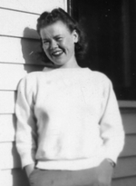 "Elizabeth ""Betty"" Reinertson Swaney"